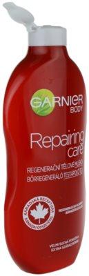 Garnier Repairing Care regenerační tělové mléko pro velmi suchou pokožku 1
