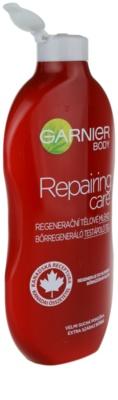 Garnier Repairing Care regenerujące mleczko do ciała do bardzo suchej skóry 1
