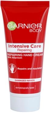 Garnier Repairing Care регенериращ крем за ръце