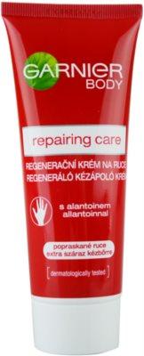 Garnier Repairing Care regenerierende Creme für die Hände 1