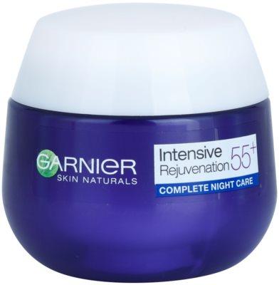 Garnier Visible 55+ crema de noche antiarrugas