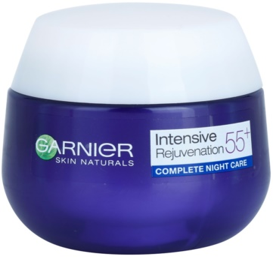 Garnier Visible 55+ нічний крем проти зморшок