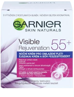 Garnier Visible 55+ noční krém proti vráskám 3