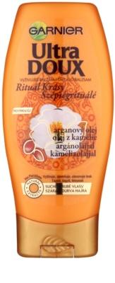 Garnier Ultra Doux nährendes Balsam für trockenes und sprödes Haar