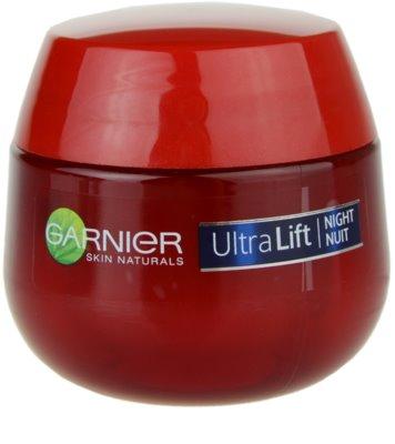Garnier UltraLift Complete Beauty crema de noapte pentru fermitate antirid