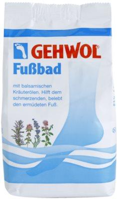 Gehwol Classic fürdő a fáradt és fájdalmas lábaknak növényi kivonattal