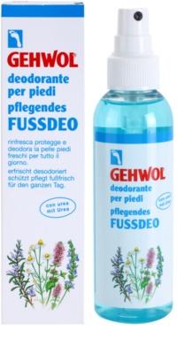 Gehwol Classic osviežujúci dezodorant na nohy s rastlinnými extraktmi 1