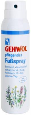 Gehwol Classic Desodorizante nutritivo para pernas