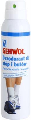Gehwol Classic desodorizante em spray para pés e sapatos