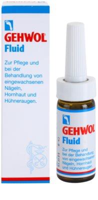 Gehwol Classic tratament pentru unghii incarnate, inmoaie calusurile si bataturile 1