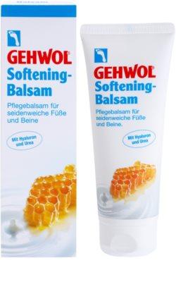Gehwol Classic Ápoló balzsam a lábak puhaságáért 1