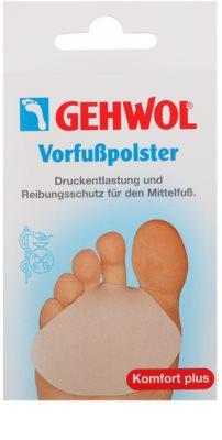 Gehwol Comfort Plus almohadiila de protección para la parte delantera del pie