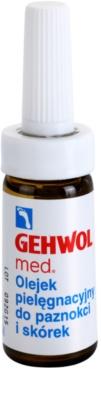 Gehwol Med zaščitno olje za kožo in nohte na nogah proti glivičnim okužbam