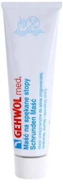 Gehwol Med мазь для ороговілої шкіри ступней
