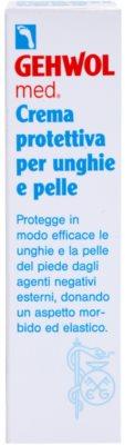 Gehwol Med crema protectora antihongos para uñas y piel 2