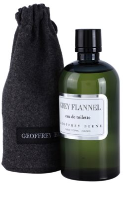 Geoffrey Beene Grey Flannel Eau de Toilette para homens  sem vaporizador 2