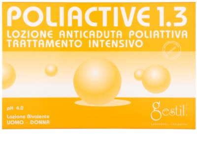 Gestil Care tónico intensivo anticaída del cabello 5