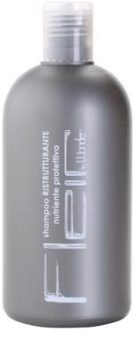 Gestil Fleir by Wonder szampon restrukuryzujący do wszystkich rodzajów włosów