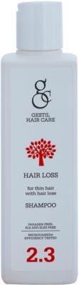 Gestil Hair Loss шампунь проти випадіння волосся