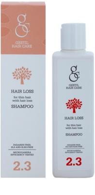 Gestil Hair Loss Szampon przeciw wypadaniu włosów 1