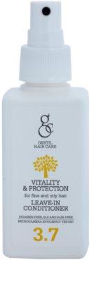 Gestil Vitality & Protection odżywka bez spłukiwania do włosów delikatnych i tłustych