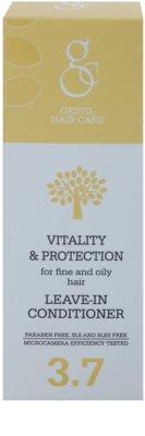 Gestil Vitality & Protection Conditioner ohne Ausspülen für feines und fettiges Haar 2