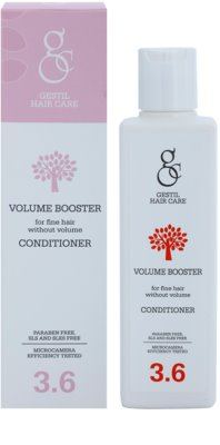 Gestil Volume Booster Conditioner für dünnes und splissiges haar 1
