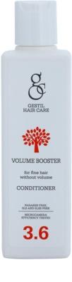 Gestil Volume Booster acondicionador para cabello fino y lacio