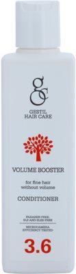 Gestil Volume Booster Condicionador para cabelos finos e fracos