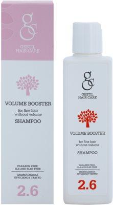 Gestil Volume Booster šampon pro jemné vlasy 1
