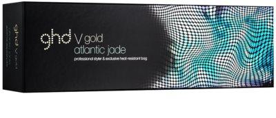 ghd V Gold Atlantic Jade plancha de pelo 3