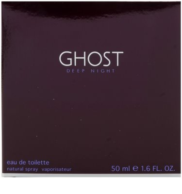 Ghost Deep Night eau de toilette nőknek 4