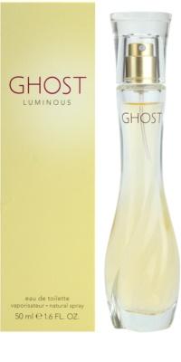 Ghost Luminous Eau de Toilette für Damen