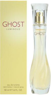Ghost Luminous Eau de Toilette pentru femei