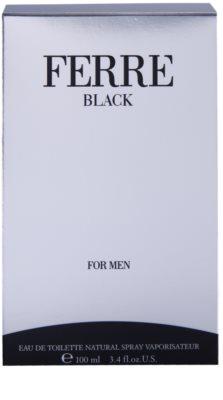 Gianfranco Ferré Ferré Black toaletní voda pro muže 4