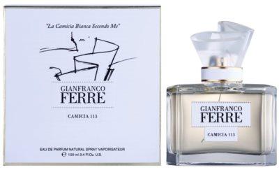 Gianfranco Ferré Camicia 113 parfumska voda za ženske