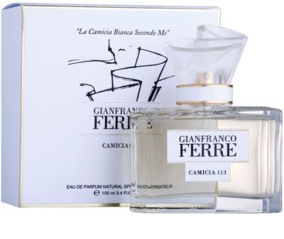 Gianfranco Ferré Camicia 113 eau de parfum nőknek 2