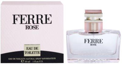 Gianfranco Ferré Ferré Rose Eau de Toilette für Damen