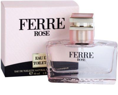 Gianfranco Ferré Ferré Rose eau de toilette para mujer 2