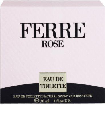 Gianfranco Ferré Ferré Rose eau de toilette para mujer 1
