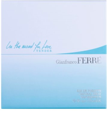 Gianfranco Ferré In The Mood For Love Tender eau de toilette para mujer 1