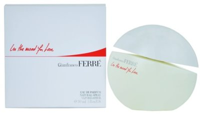 Gianfranco Ferré In The Mood for Love eau de parfum nőknek
