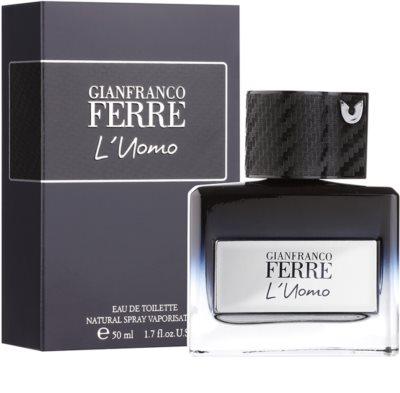 Gianfranco Ferré L´Uomo Eau de Toilette for Men 1
