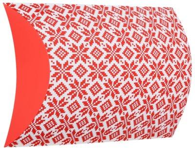 Giftino pudełko na prezenty Xmas wielka (240 x 210 x 76 mm)