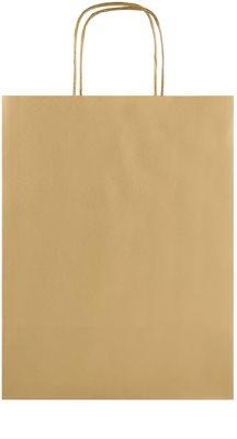 Giftino torba na prezenty eco złota mała (180 x 80 x 220 mm) 1