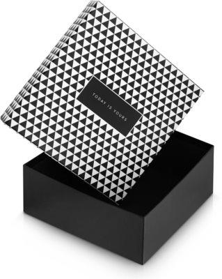 Giftino pudełko z pokrywką geometryczną (180 x 80 x 180 mm) 2