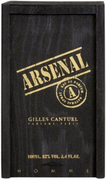 Gilles Cantuel Arsenal Gold parfémovaná voda pre mužov 4