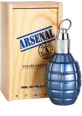 Gilles Cantuel Arsenal Blue parfémovaná voda pre mužov 1