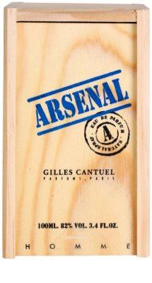 Gilles Cantuel Arsenal Blue Eau de Parfum para homens 4
