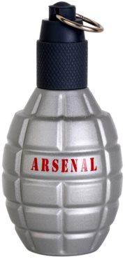 Gilles Cantuel Arsenal Grey parfémovaná voda pro muže 2